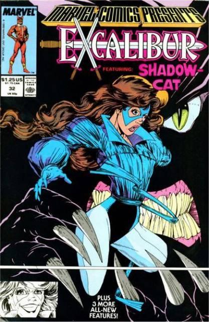 Marvel Comics Presents (1988) no. 32 - Used