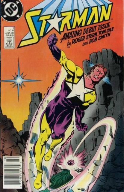 Starman (1988) no. 1 - Used