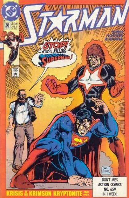 Starman (1988) no. 28 - Used