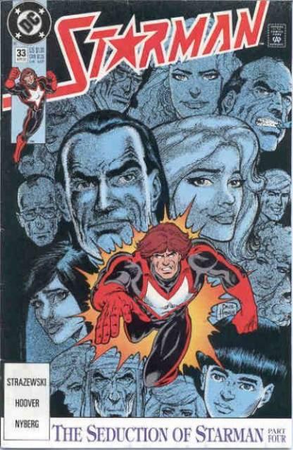 Starman (1988) no. 33 - Used