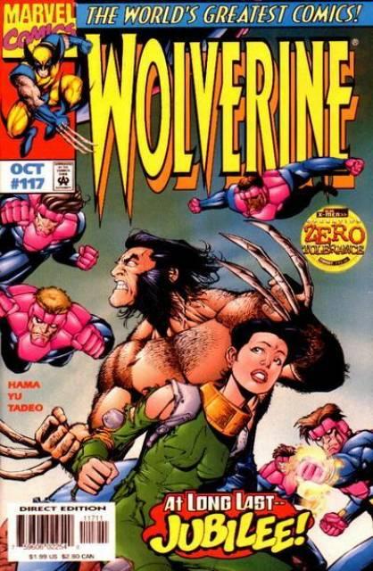 Wolverine (1988) no. 117 - Used