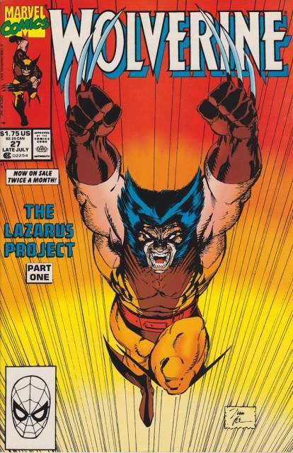 Wolverine (1988) no. 27 - Used