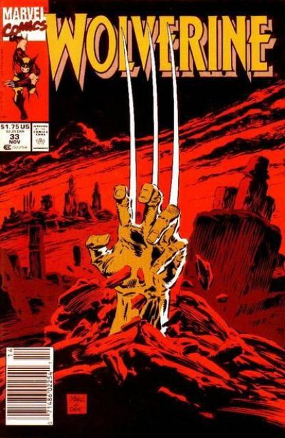 Wolverine (1988) no. 33 - Used