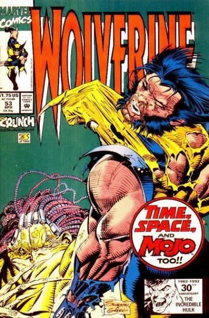 Wolverine (1988) no. 53 - Used
