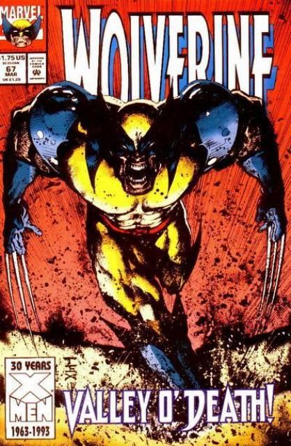 Wolverine (1988) no. 67 - Used