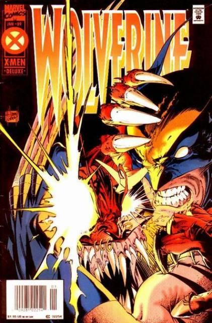 Wolverine (1988) no. 89 - Used