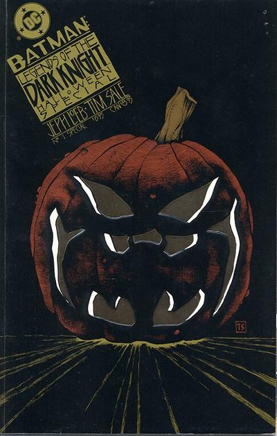 Batman: Legends of the Dark Knight (1989 Series) Halloween Special - Used