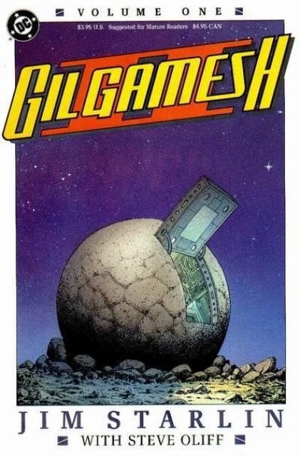 Gilgamesh II (1989) Complete Bundle - Used