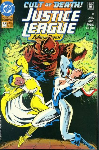Justice League Europe (1989) no. 52 - Used