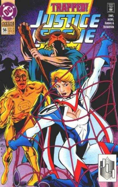 Justice League Europe (1989) no. 56 - Used