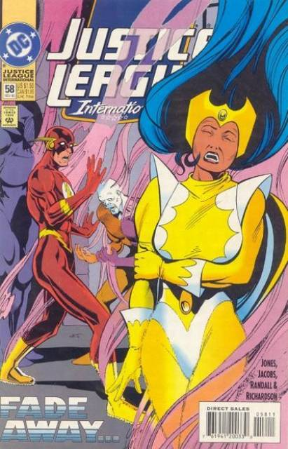 Justice League Europe (1989) no. 58 - Used
