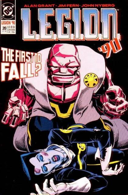 Legion (1989) no. 20 - Used