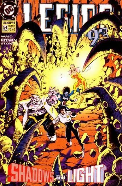 Legion (1989) no. 54 - Used