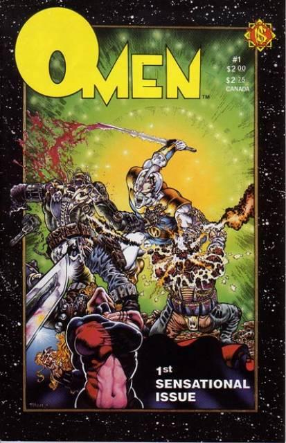 Omen (1989) Complete Bundle - Used