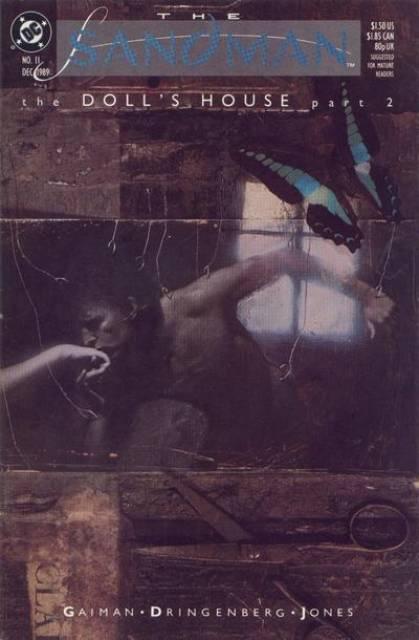 The Sandman (1989) no. 11 - Used