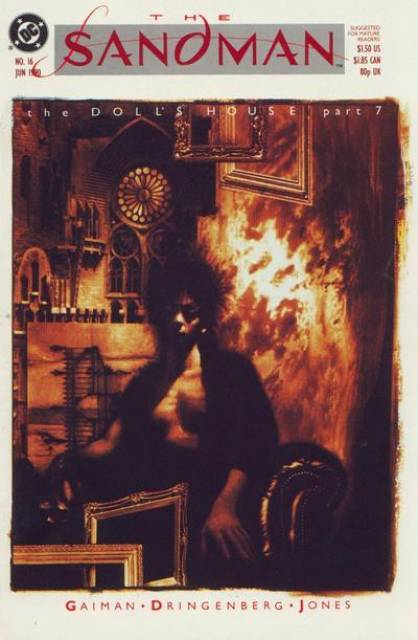 The Sandman (1989) no. 16 - Used