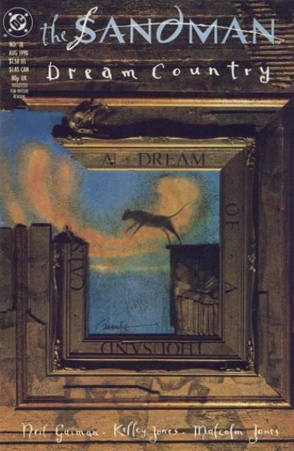 The Sandman (1989) no. 18 - Used