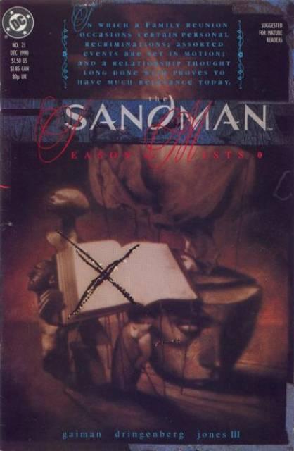 The Sandman (1989) no. 21 - Used