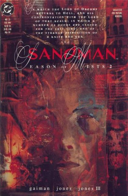 The Sandman (1989) no. 23 - Used