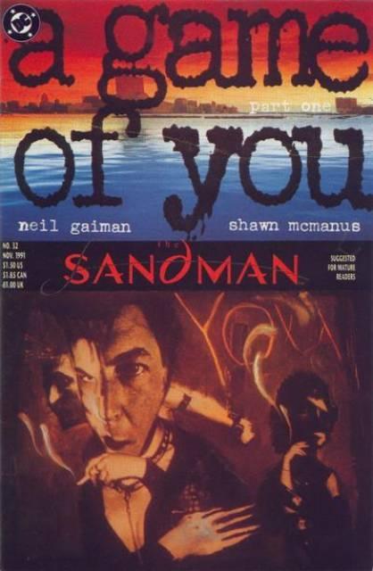 The Sandman (1989) no. 32 - Used