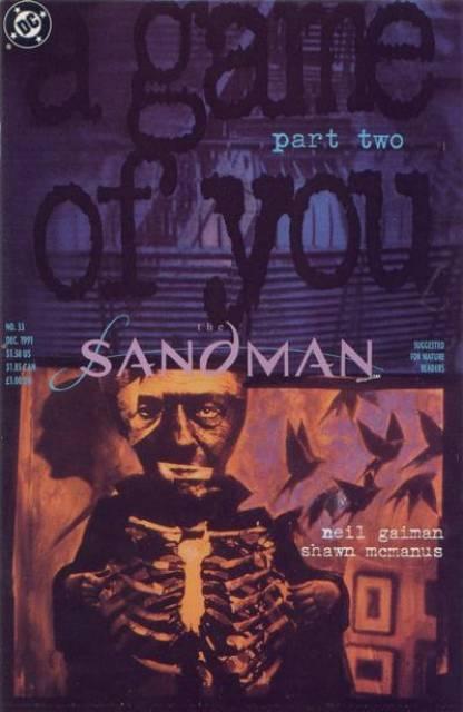 The Sandman (1989) no. 33 - Used