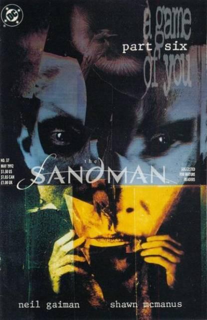 The Sandman (1989) no. 37 - Used