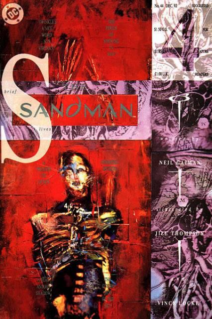 The Sandman (1989) no. 44 - Used