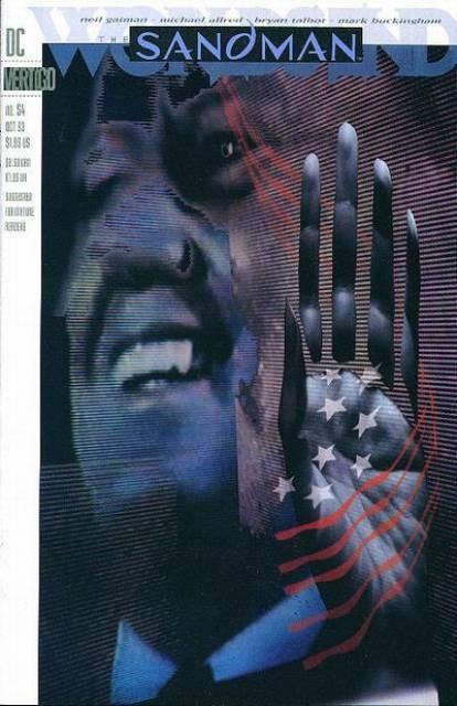 The Sandman (1989) no. 54 - Used