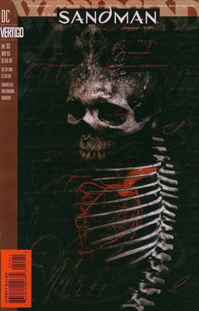 The Sandman (1989) no. 55 - Used