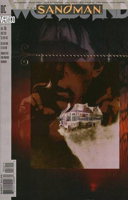 The Sandman (1989) no. 56 - Used