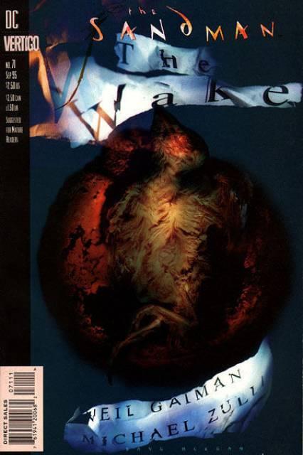 The Sandman (1989) no. 71 - Used