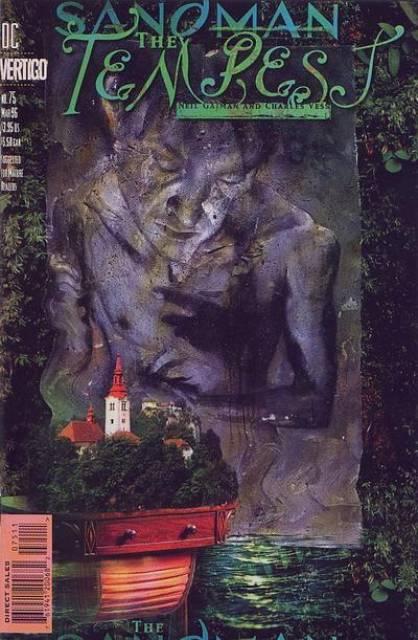 The Sandman (1989) no. 75 - Used