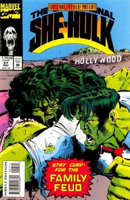 Sensational She-Hulk (1989) no. 57 - Used