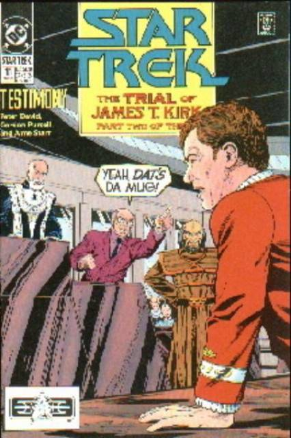 Star Trek (1989) no. 11 - Used