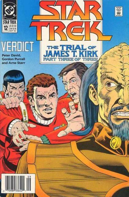 Star Trek (1989) no. 12 - Used