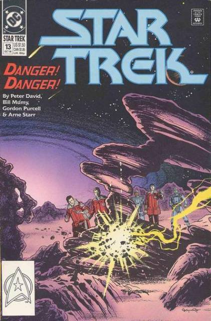 Star Trek (1989) no. 13 - Used