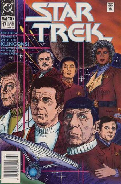 Star Trek (1989) no. 17 - Used