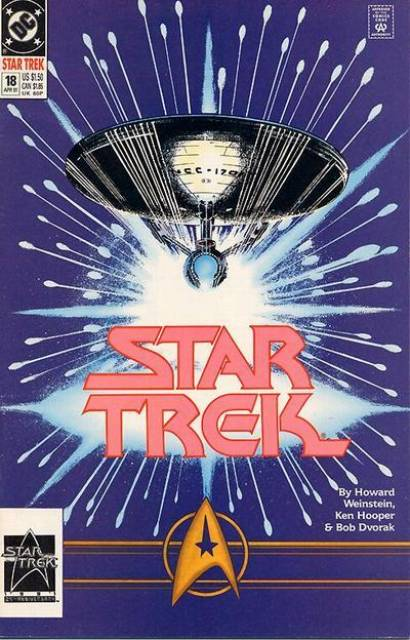 Star Trek (1989) no. 18 - Used