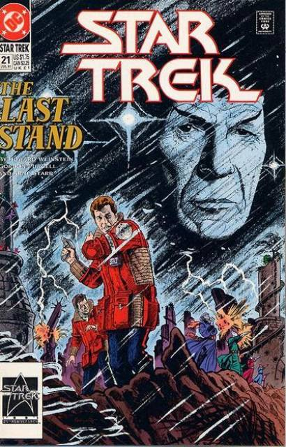 Star Trek (1989) no. 21 - Used