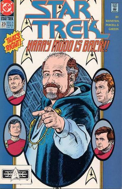 Star Trek (1989) no. 23 - Used