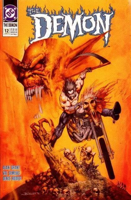 Demon (1990) no. 12 - Used