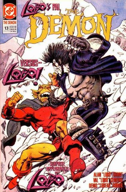 Demon (1990) no. 13 - Used