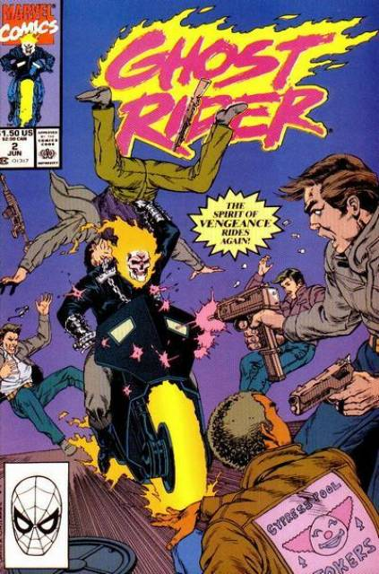 Ghost Rider (1990) no. 2 - Used
