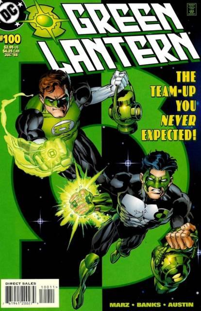Green Lantern (1990) no. 100 - Used