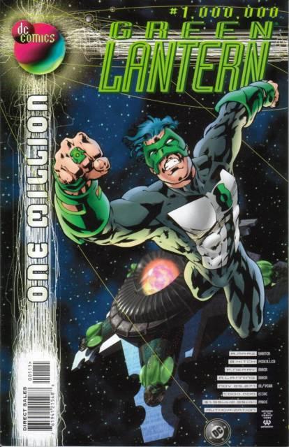Green Lantern (1990) no. 1000000 - Used