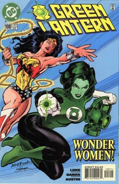 Green Lantern (1990) no. 108 - Used