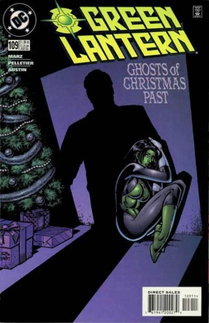 Green Lantern (1990) no. 109 - Used