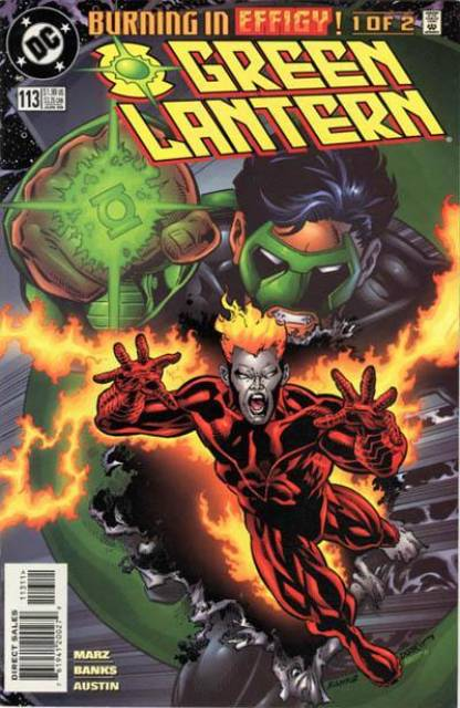 Green Lantern (1990) no. 113 - Used