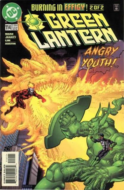 Green Lantern (1990) no. 114 - Used