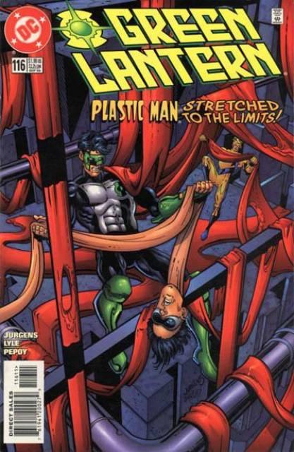 Green Lantern (1990) no. 116 - Used
